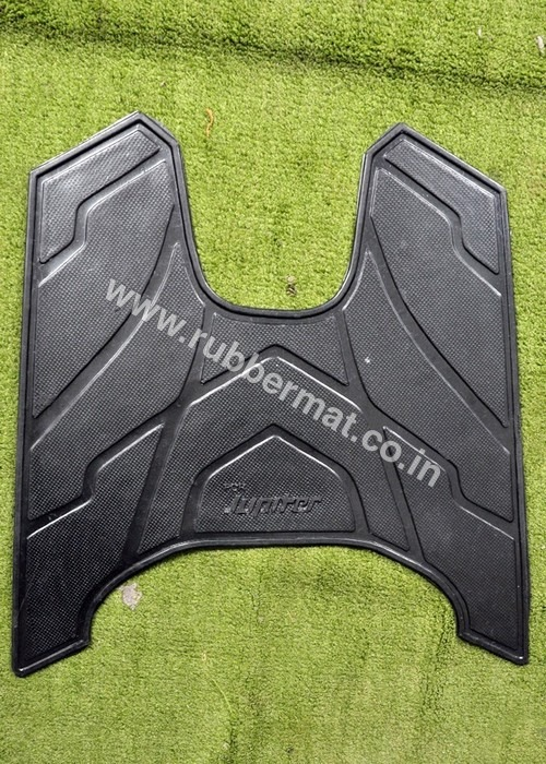 Jupiter Two Wheeler Mat