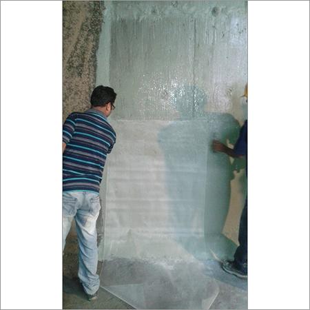 Basement Retaining Wall