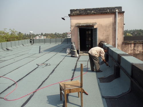 Terrace Waterproofing ( APP Membrane)