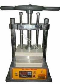 Rubber die making machine