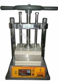 Manual vulcanizer  machine