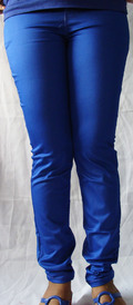 Silky Stretchable Lycra Ladies Jeans