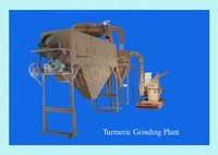 Urad Dal Flour Plant