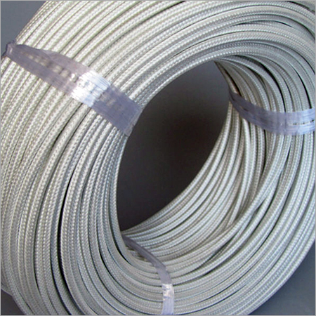 Braided Fiberglass Cable