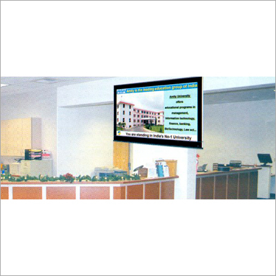Digital Signage Banks