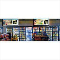 Digital Retail Stores Signage
