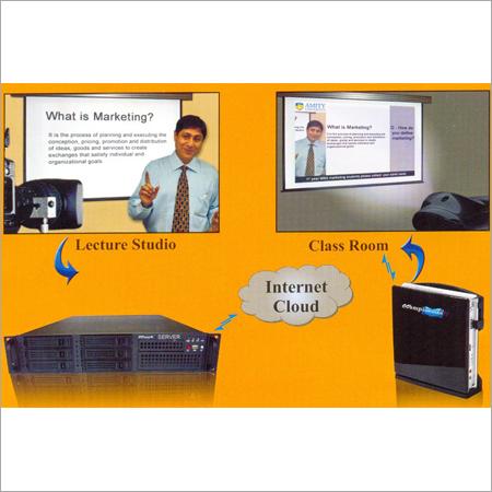 Digital Signage - LIVE Lecture Studio