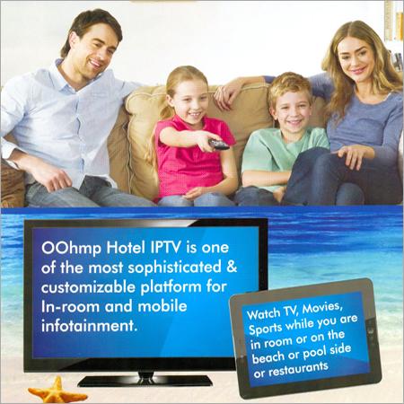 Hotel Interactive IPTV