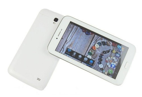 Talk 6.5 Inch Android 4.2 Tablet PC Mobile Support Dual SIM Card MTK8312 WIFI GPS