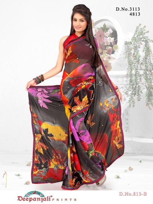 Work Sari