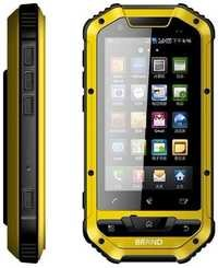 Small Submarine IP67 Rugged Waterproof Dustproof Shockproof 3G Android 4.0 Dual SIM 5MP GPS