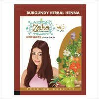 Natural Herbal Hair Color