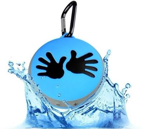 Outdoor Sports Bluetooth Wireless Waterproof Speakers NFC HiFi Shower Handsfree