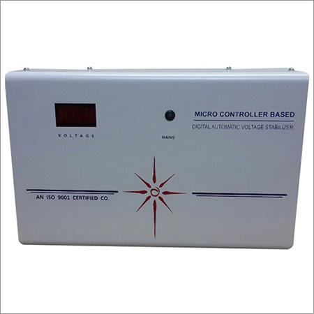 Wall Mounted Voltage Stabilizers