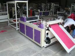 S.K 2000 NONWOBEN BAGS MAKING MACHINE URGENT SALE IN AMBIKAPUR CHATTISGARH