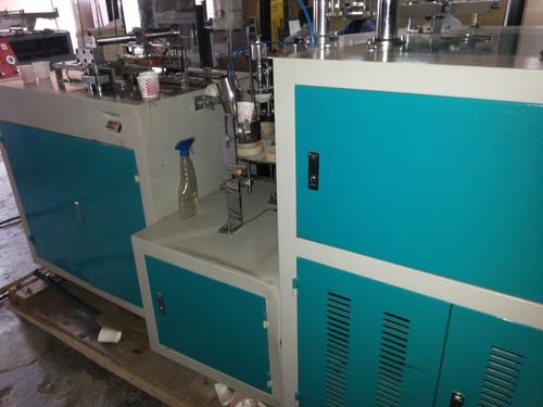 BIG SALE UPTO 25% OFF ON PAPER DONA PLATE THLI MACHINE SDZ 2310 URGENT SALE IN RACHI JARKHAND