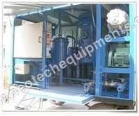 Transformer Oil Filtration & Dehydration Plant