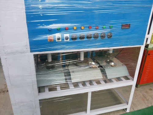 HYDROLIC TYPE SILVER COTTED PAPER LAMINATION PATTEL,DONA,PLATE MACHINE URGENT SALE IN HALDWANI U.K