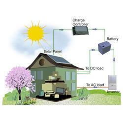 Solar Photovoltaic Power Generation System