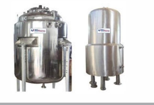 Pharmaceutical Mixing Tank