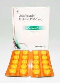 Levofloxacin 250 mg. Tab.
