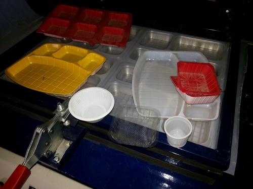 BANIFIT UPTO 25% SILVER DONA PLATE MACHINE URGENT SALE IN LUCKNOW U.P