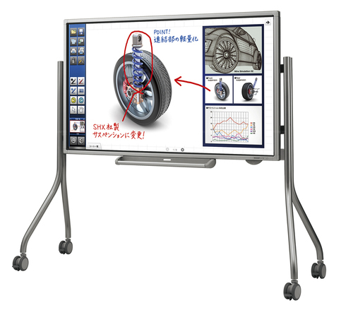 LCD Monitor / Touch Screen