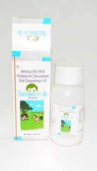 Amoxycillin 500mg + Potassium Clavulanate Pottasi