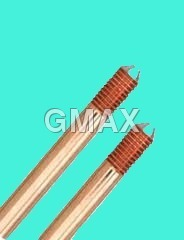 Threaded Copper Bonded Rod