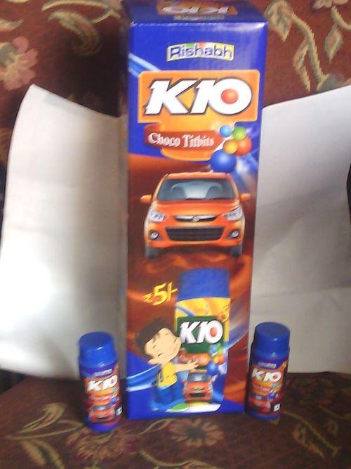 K 10 Choco