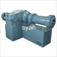 Single Gear Rubber Extruder Machine