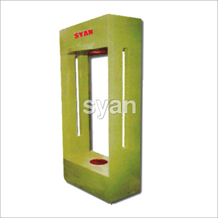 Cycle Tyre Hydraulic Molding Press