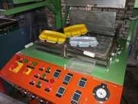 PVC KE GLASS,CUP,PLATE BANANE KE MACHINE URGENT SALE IN AGRA U.P
