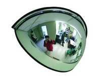 Half Dome Convex Mirror
