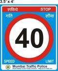 Standard IRC Road Signage