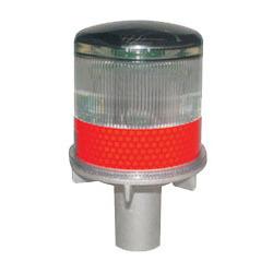 Solar  Blinker for Delinator Post