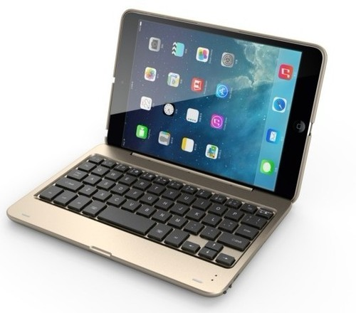 For IPad Mini Ultra Slim Wireless Bluetooth Keyboard Cover Case With Stand