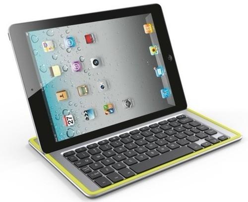 For IPad Air Folio Backlit Keyboard Case