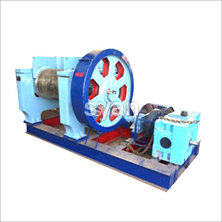 Bull Gear Refiner Mill Machine