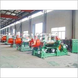 Rubber Auto Tyre Mixing Mill