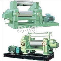 Rubber Auto Tube Mixing Mill