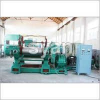 Rubber Car Mat Mixing Mill