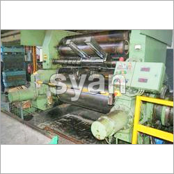 Rubber Solid Tyre Mixing Mill
