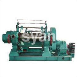 Rubber Brake Shoe Mixing Mill