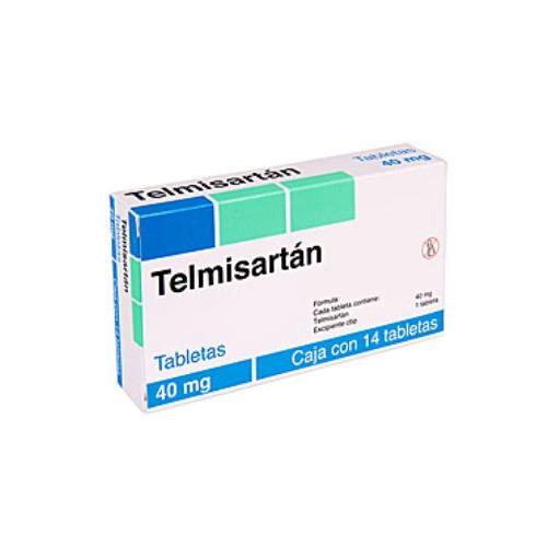 Telmisartan 40mg + Ramipril