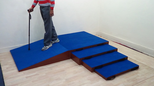 CURBS & RAMP Training Set (without Handrails)