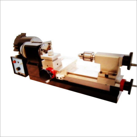 01 Tabletop Manual Lathe