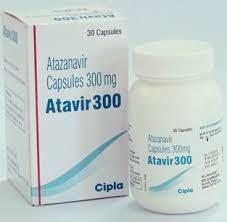 Atavir 300mg Cap.