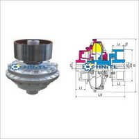 Constant Filling Fluid Coupling