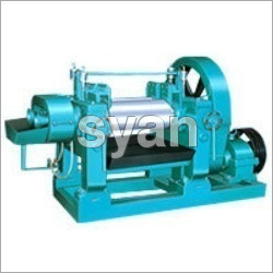 Rubber Parts Mixing Mill